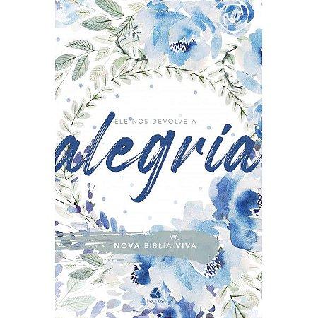 NOVA BIBLIA VIVA - ALEGRIA