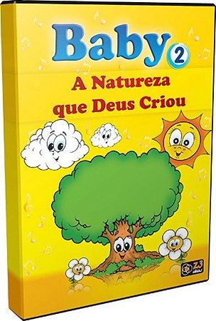 CD BABY 2 - A NATUREZA QUE DEUS CRIOU
