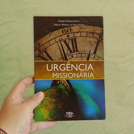 URGÊNCIA MISSIONÁRIA