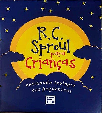R. C. SPROUL PARA PEQUENOS