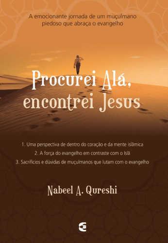 PROCUREI ALA, ENCONTREI JESUS