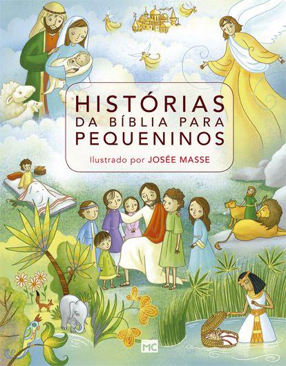 HISTÓRIAS DA BÍBLIA PARA PEQUENOS
