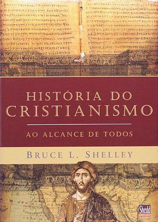 HISTÓRIA DO CRISTIANISMO AO ALCANCE DE TODOS - CAPA NOVA