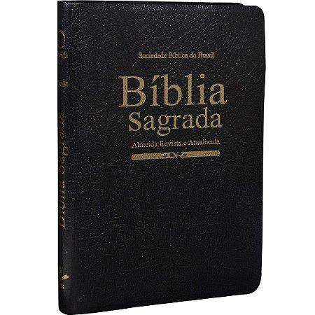 BÍBLIA ARA SLIM PRETA