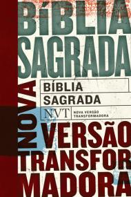 BÍBLIA NVT TIPOS - BROCHURA COM ORELHAS