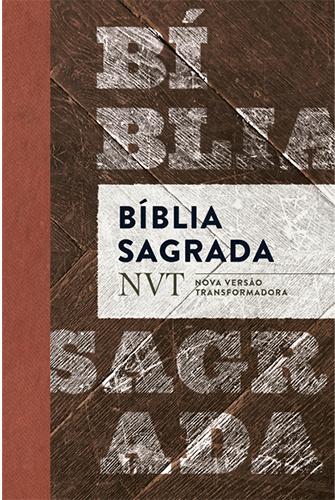 BÍBLIA NVT MADEIRA