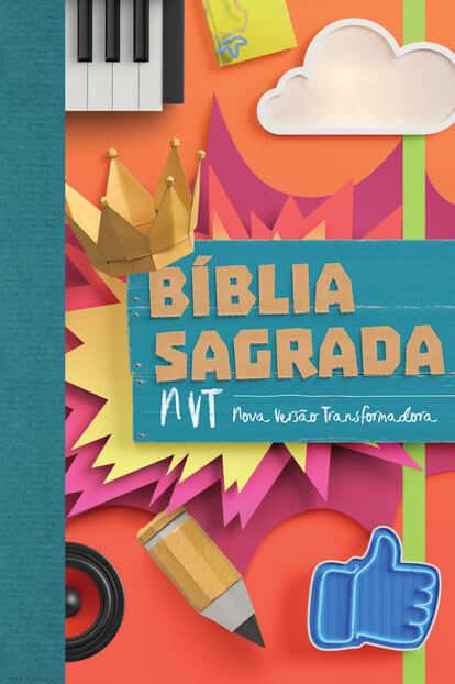 BÍBLIA NVT COLAGEM