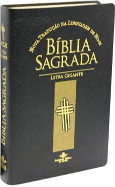 BÍBLIA NTLH GIGANTE - PRETA