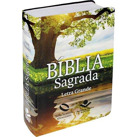 BÍBLIA NOVA ALMEIDA ATUALIZADA - SEMI FLEXIVEL