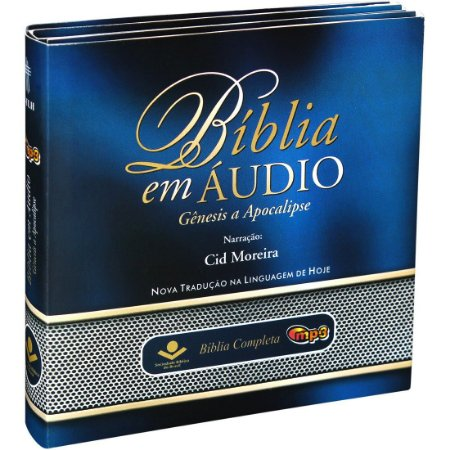 BÍBLIA EM ÁUDIO-MP3 - NTLH