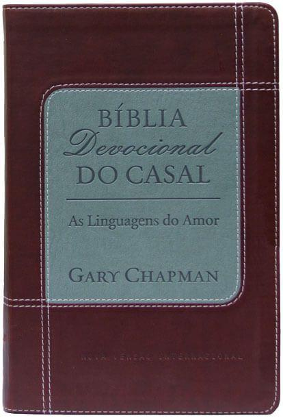 BÍBLIA DEVOCIONAL DO CASAL - VERMELHA