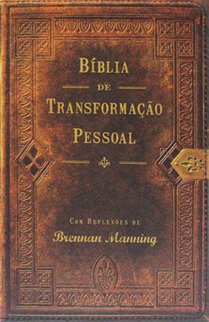 BÍBLIA DE TRANSFORMAÇÃO PESSOAL