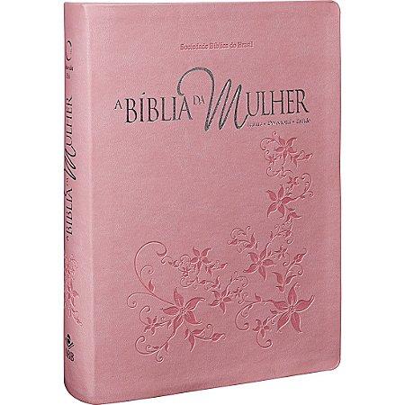 BÍBLIA DA MULHER RENDA