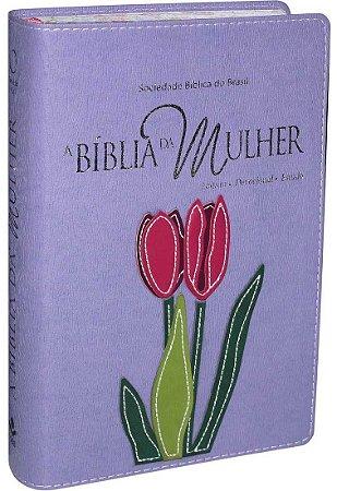 BÍBLIA DA MULHER - LEGNO MALVA