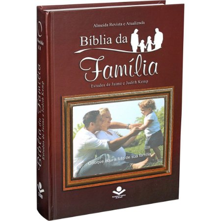 BÍBLIA DA FAMÍLIA CAPA DURA