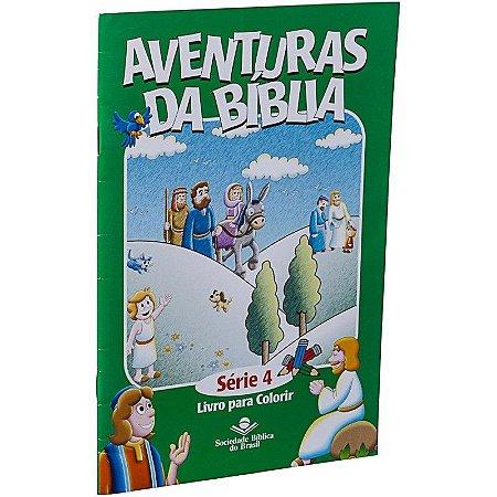 AVENTURAS DA BÍBLIA 4