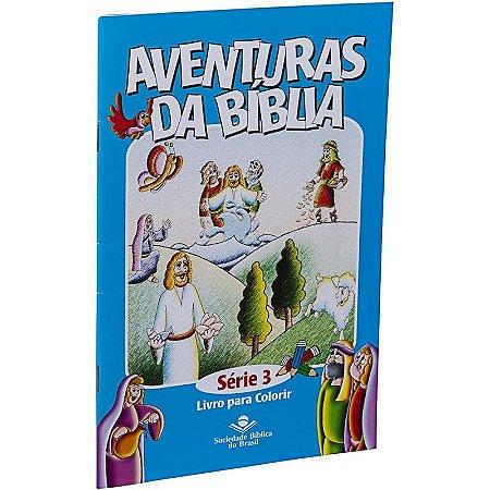 AVENTURAS DA BÍBLIA 3