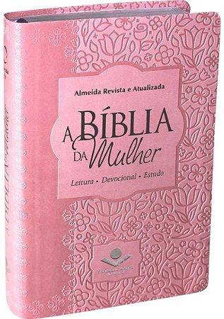 A BÍBLIA DA MULHER QUE ORA