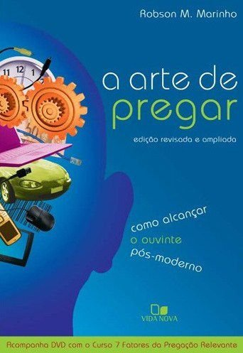 A ARTE DE PREGAR - 2a. EDICAO COM DVD