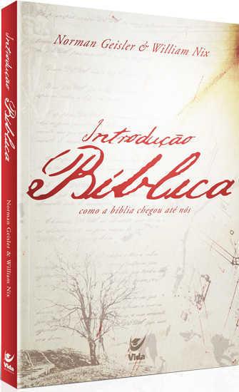 INTRODUÇÃO BÍBLICA - BROCHURA