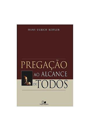 PREGAÇÃO AO ALCANCE DE TODOS - CAPA NOVA
