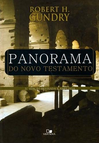 PANORAMA DO NOVO TESTAMENTO - GUNDRY