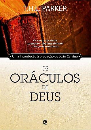 OS ORÁCULOS DE DEUS