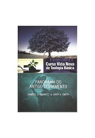 CURSO VIDA NOVA DE TEOLOGIA BÁSICA VOL. 2 - PANORAMA DO ANTIGO TESTAMENTO
