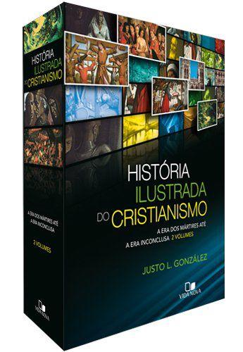 BOX HISTÓRIA ILUSTRADA DO CRISTIANISMO