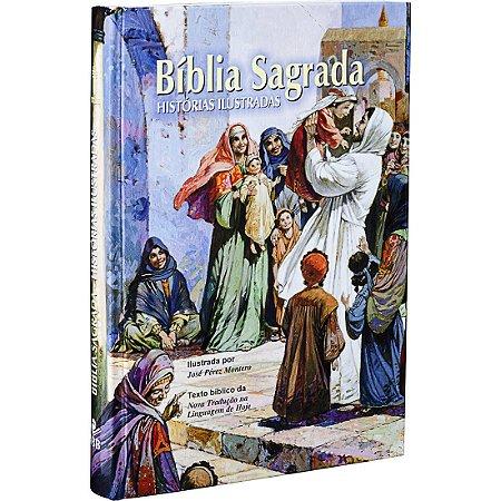 BÍBLIA SAGRADA HISTÓRIAS ILUSTRADAS