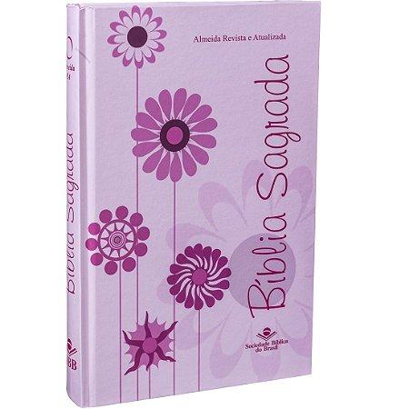BÍBLIA RA EDIÇÃO MISSIONÁRIA FEMININA