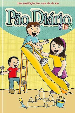 DEVOCIONAL PÃO DIÁRIO KIDS - BROCHURA