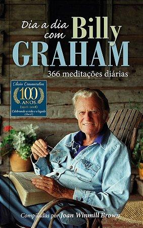 DIA A DIA COM BILLY GRAHAM - BROCHURA