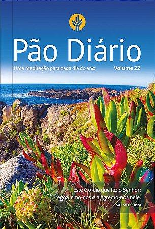 DEVOCIONAL PÃO DIÁRIO - PAISAGEM VOL. 22