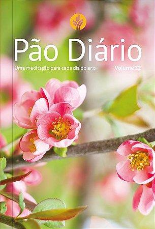 DEVOCIONAL PÃO DIÁRIO - FEMININO VOL. 22