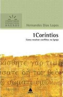 1 CORÍNTIOS - COMENTÁRIOS EXPOSITIVOS