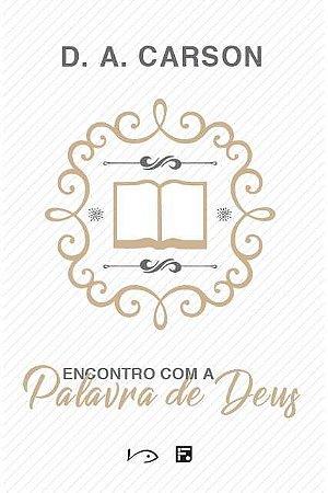 ENCONTRO COM A PALAVRA DE DEUS