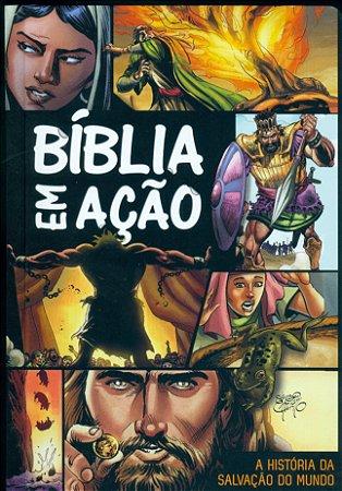 A BÍBLIA EM AÇÃO