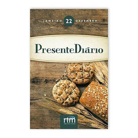 PRESENTE DIÁRIO - N 22 - TRADICIONAL
