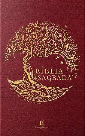 BÍBLIA LEITURA PERFEITA CAPA DURA ÁRVORE DA VIDA