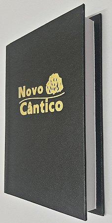 HINÁRIO NOVO CÂNTICO - CAPA DURA