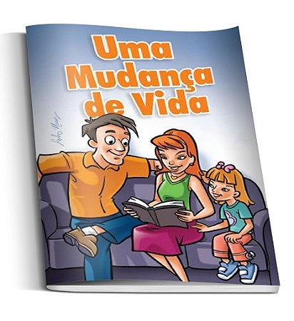 LIVRETO UMA MUDANÇA DE VIDA