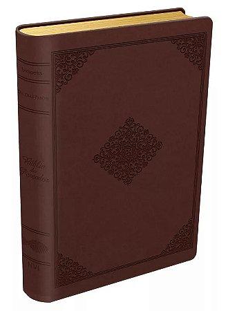 BÍBLIA DO PESCADOR NVI - MARROM