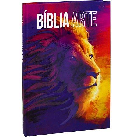 BÍBLIA ARTE NAA LEÃO