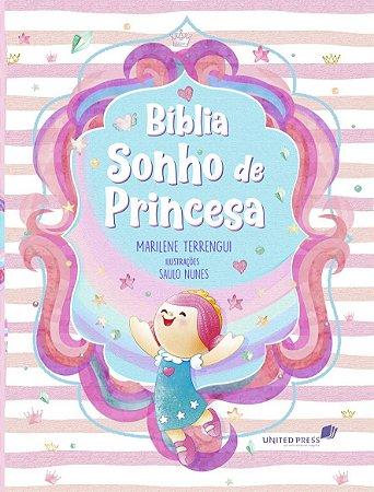 BIBLIA SONHO DE PRINCESA