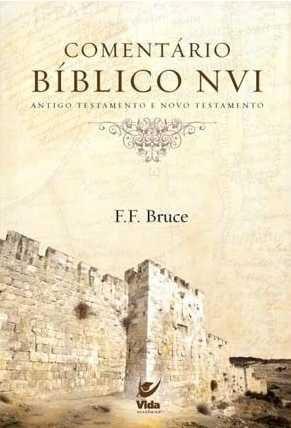 COMENTÁRIO BÍBLICO NVI - ANTIGO E NOVO TESTAMENTO