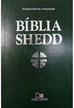 BÍBLIA SHEDD RA VERDE