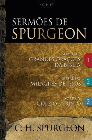 BOX - SERMÕES DE SPURGEON