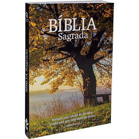 BÍBLIA ECONÔMICA CAPA BROCHURA - OUTONO