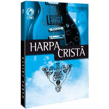 HARPA CRISTÃ MEDIA BROCHURA - GUITARRA